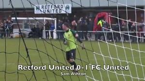 but 100m fc united sam ashton incroyable