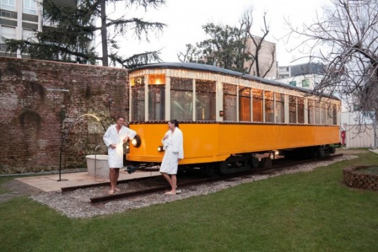 tram tramway sauna italie compagnie transport