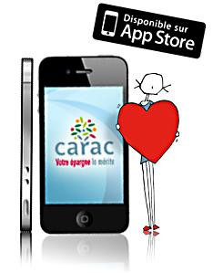 carac epargne solidaire itunes store apple