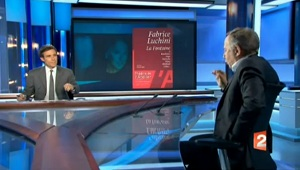 fabrice luchini france 2 interview david pujadas show la fontaine