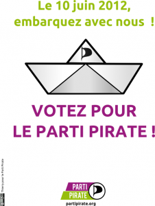 parti pirate élection législative assemblée nationale