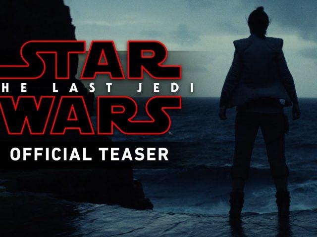 Nouvelle Bande annonce de «The Last Jedi», Star Wars VIII