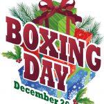 Avez-vous pensé à l'impression de stickers pour le «Boxing Day» ?