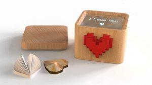 lovebox cadeau noel boite amour