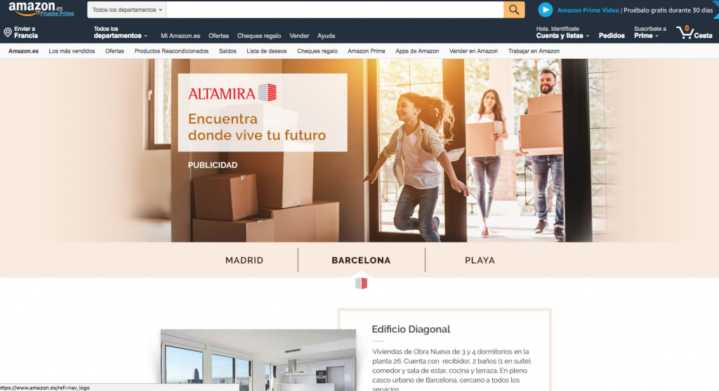 altamira logement immobilier amazon
