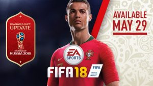 fifa 18 russia coupe monde football 2018