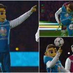 Découvrez Skillzy, la mascotte de l'euro 2020