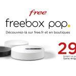 Adieu Crystal, bonjour Pop …la nouvelle Freebox !