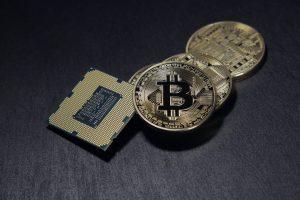 pièces cryptommonnaies europe
